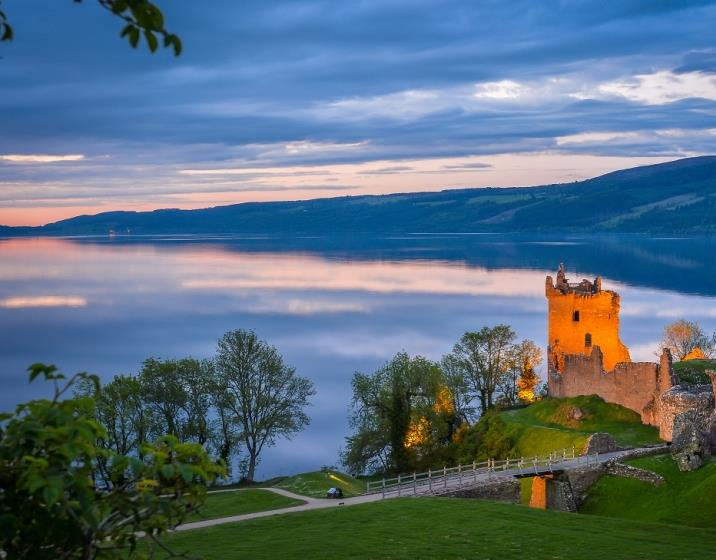 A Day Trip tour to Loch Ness from Edinburgh